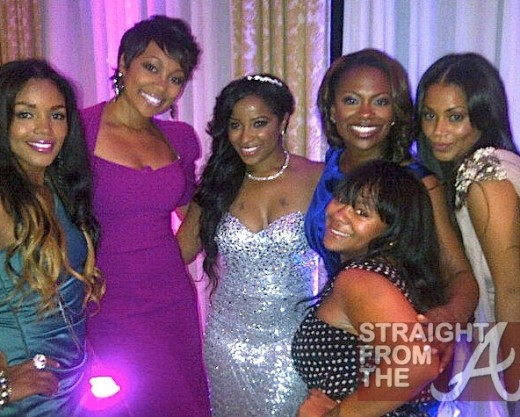 Toya & Memphitz Jump the Broom + Which Lil Wayne Baby Mama ...