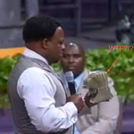 """STUNTS: Bishop Eddie Long Gets Wad of Cash From """"MYSTERY"""" Donor… [VIDEO]"""