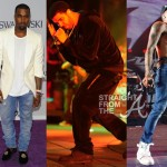 Pick One: Kanye's Slippers, Drake's Velour or Chris Brown's Skinny Jeans… [PHOTOS]