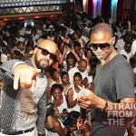 All White Everything… Essence Festival 12th Annual White Party [PHOTOS]