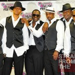 Backstage with New Edition (2011 Essence Music Festival)… [PHOTOS + VIDEO]