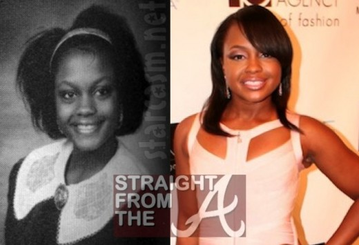 Flashback Atlanta Housewife Phaedra Parks Then And Now Photos Straight From The A Sfta