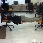 Planking vs. Owling vs. LAMPING? Y'all Fools Will Do Anything… [PHOTOS]
