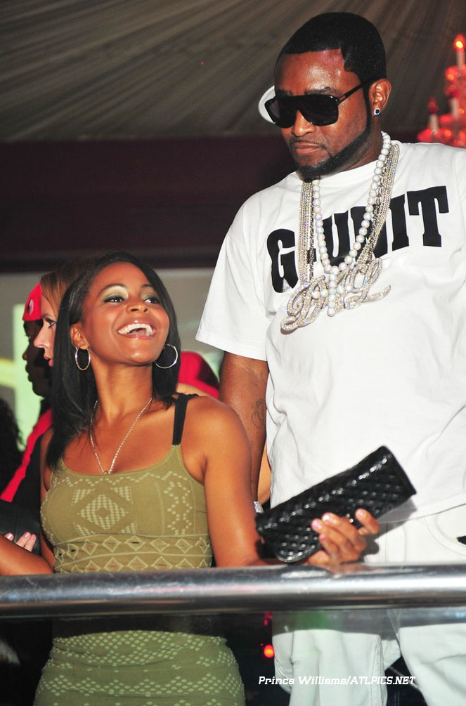 """New Couple Alert? Did Shawty Lo Bag Him A """"Basketball Wife ..."""