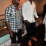 Jay-Z & Kanye Host 'Watch The Throne' Listening Session… [PHOTOS]