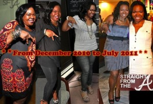 DWL ATLien Michelle Brown Dramatic Weight Loss