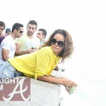 """CANDIDS: Rihanna Shows LOVE From Brazil + New Song """"We Found Love"""" [AUDIO]"""