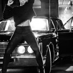 Rihanna Snatches Beyonce's Blonde Wig in New Armani Jeans Ads [PHOTOS]