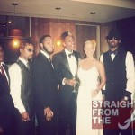 "Rumor Control: Did Wiz Khalifa & Amber Rose Get Married? Sources Say ""NO""… [PHOTOS]"