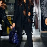 Queen B Baby Bump Watch ~ Beyonce & Her Leopard Louboutins in NYC… [PHOTOS]