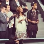 Queen B Baby Bump Watch ~ Beyonce Glows at 2011 Victoria Secret Fashion Show… [PHOTOS]