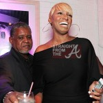 SHOCKER! NeNe & Gregg Leakes Boo'd Up at RHOA Premiere Party… [PHOTOS]