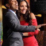 """Boo'd Up ~ Ludacris & Eudoxie Hit Up NYC Premiere of """"New Years Eve"""" [PHOTOS]"""