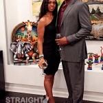 RUMOR CONTROL: Cynthia Bailey's Sister Malorie Massie Responds to Rumors of Marital Drama… [STATEMENT]
