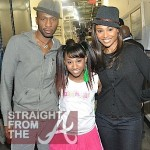 Cynthia Bailey & Leon Attend Daughter Noelle's Christmas Performance (No Peter!) ~ [PHOTOS + VIDEO]
