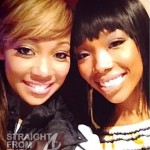 """Monica and Brandy Reunite for New Single Based on 1998 Hit """"The Boy is Mine"""" [PHOTOS + VIDEO]"""