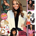 Monica Brown's New Weave Covers Today's Black Woman Magazine [PHOTOS]