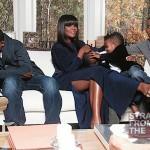 Tameka Raymond Reveals Her Sensitive Side (And All 5 Kids!)… [PHOTOS]