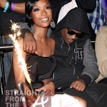 Spotted: Brandy Supports Distraught Brother Ray J [PHOTOS]