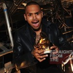 "WTF?!? Chris Brown's Grammy Performance Sparks ""Beat Me"" Tweets…  [VIDEO]"