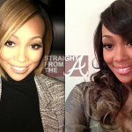 New Doo Alert! Monica Goes From Blonde to Brunette… [PHOTOS]
