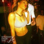 Hacked or Leaked? Teyana Taylor Tweets Naked Shots… [PHOTOS]