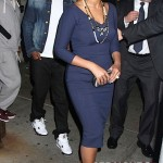 Boo'd Up: Jay-Z & Beyonce Do Dinner in NYC… [PHOTOS]