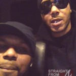 Lyfe Jennings Is Out of Jail & In The Studio With Carl Thomas [PHOTOS + VIDEO]