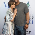 COUGAR ALERT! Peep Jasmine Guy's Hot Young Boo Almost Naked! [PHOTOS]