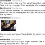 Mugshot Mania ~ Pilar Sanders Arrested After Deion Presses Assault Charges… [PHOTOS]