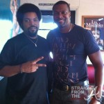 SPOTTED: Craig & Smokey 2012! Ice Cube & Chris Tucker Back For Last Friday Sequel… [PHOTOS]