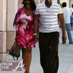 Boo'd Up: Omarosa & Michael Clarke Duncan in L.A. [PHOTOS]
