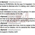 Raven Symone Addresses Rumors Surrounding Her Sexual Orientation…