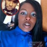 "Darshelle Jones-Rakestraw (Usher's Stalker ""Wife"") Releases New Voicemail Proof… [VIDEO]"