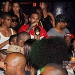 NBA Player Sues Over Chris Brown & Drake's Bar Brawl + Watch Fight Caught on Tape… [FULL VIDEO]