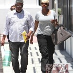 "What's Beef? NeNe Leakes Wants You To Know… [She & ""Ex"" Husband Gregg Are Still Together] DUH!!"