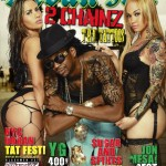 Tatted Up! 2Chainz Covers Urban Ink Magazine…