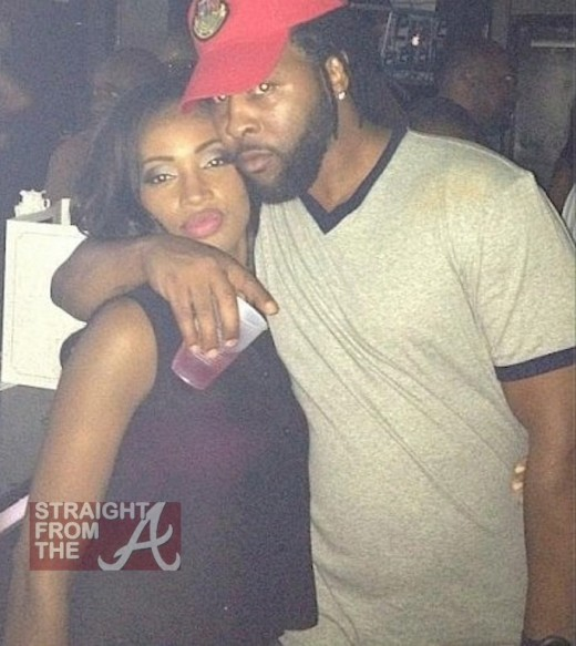 from Theodore erica from love and hip hop dating a married man
