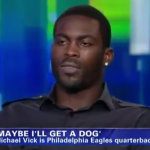 Mike Vick To Piers Morgan: 'Maybe I'll Get A Dog'… [VIDEO]