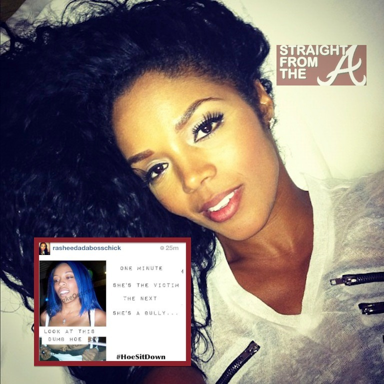 Rasheeda Wants You To Know… [Open Letter to 'WasserName ... K Michelle And Rasheeda