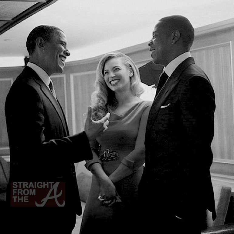 Hot? or Nah? Beyonce & Jay-Z Bare All In OTR Tour Book