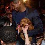 NEWSFLASH! Usher Raymond Gives Girlfriend's Daughter 12K Pooch… [PHOTOS + VIDEO]