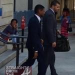 EXCLUSIVE! Usher Raymond & Ex- Wife Tameka Return to Court in Custody Battle… [PHOTOS]