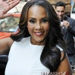 Quick Flix: Vivica Fox Visits The Wendy Show in NYC + Encourages Support Of President Obama… [PHOTOS]