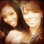 In the Tweets: Monica & Brandy Attempt To Squash Beef Rumors… [PHOTOS]