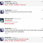 In The Tweets: Soulja Boy Shades Former BFF Bow Wow…