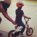Celeb Kids: Tameka Raymond Spends Family Time With Usher & Naviyd… [PHOTOS]