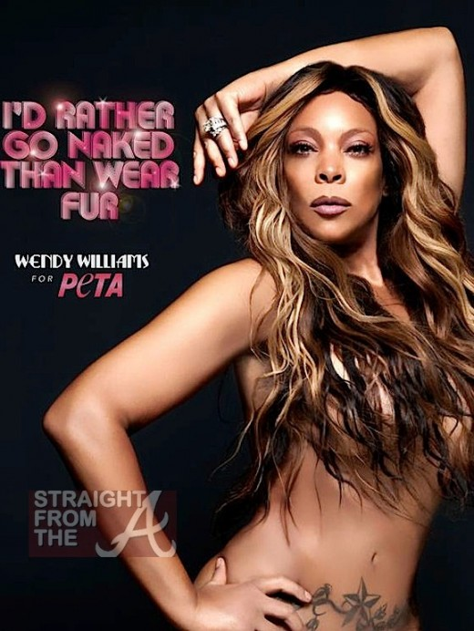 wendy williams naked pics