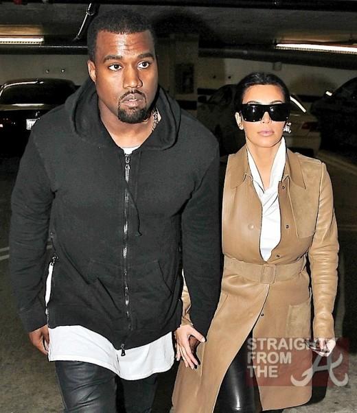 Kim Kardashian Pregnant-1