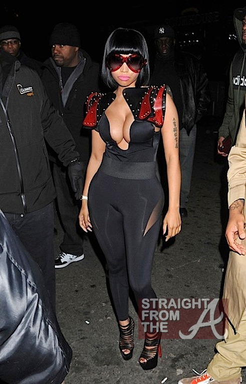 Nicki Minaj Webster Hall 122512 6